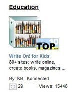 The Top 10 Educational Livebinders for 2012 | Web 2.0 Tools for Education | Scoop.it