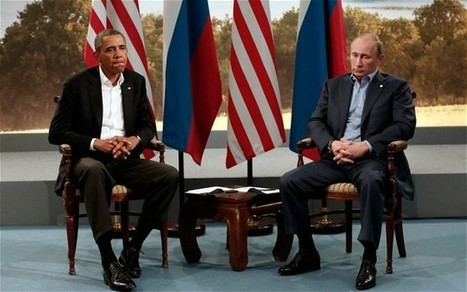"Obama In Shock After US Oil Giant Sides With Putin; Declares ""No Ukraine War"" | EUTimes.net | Saif al Islam | Scoop.it"