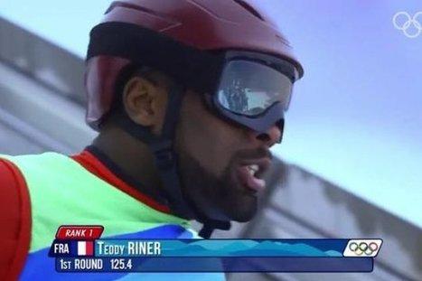 En direct de Sochi, le saut à ski de Teddy Riner   Alpes   Scoop.it