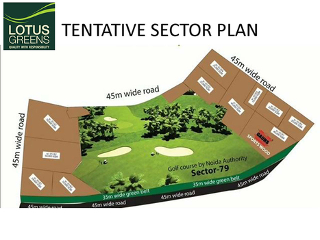Site Map of Lotus Greens Sports City Noida, New Project in Sector 79 Noida | Lotus Arena New project Sec 79 in Noida | Scoop.it
