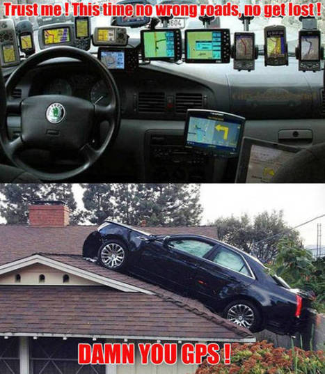 Weird Car Fails And Wrecks  (43 pics) | Strange days indeed... | Scoop.it