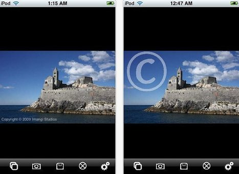6 Watermark Apps To Protect Your Online Photos | Hamptons Real Estate | Scoop.it