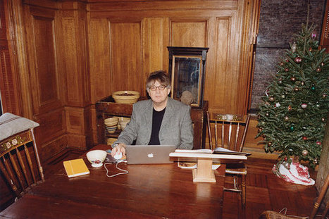 The Writer's Room including Paul Muldoon   The Irish Literary Times   Scoop.it