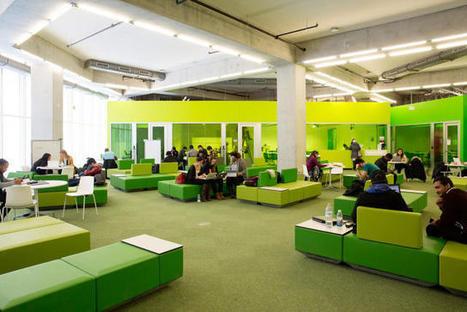 7 Gorgeous New Libraries That Aren't Just About Books | Espaces de bibliothèques | Scoop.it