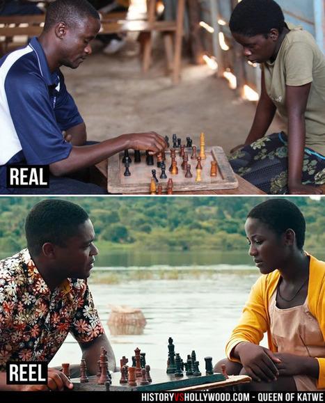 Queen of Katwe vs True Story of Phiona Mutesi, Robert Katende   UgandaNuz   Scoop.it