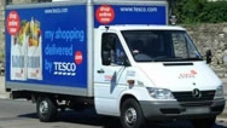 How Tesco uses sat nav to deliver your shopping | IT PRO | E business | Scoop.it