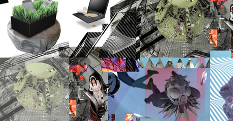 Thinking About The New Aesthetic and Art in the Digital Space | updownacross | art, etc. | Scoop.it