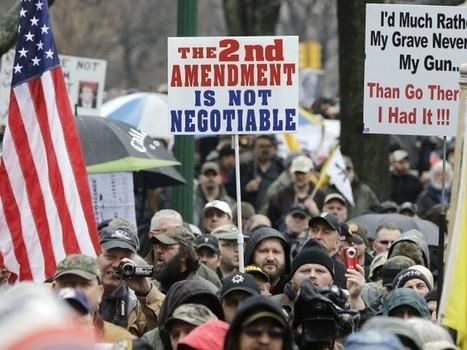Republican Senator Introduces Ban on Federal Gun Control   Liberty Revolution   Scoop.it