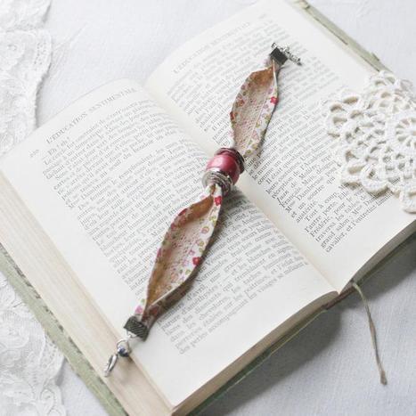 Galerie des créations | Bracelet Liberty par faraboule | Loisirs créatifs, DIY & activités manuelles | Scoop.it