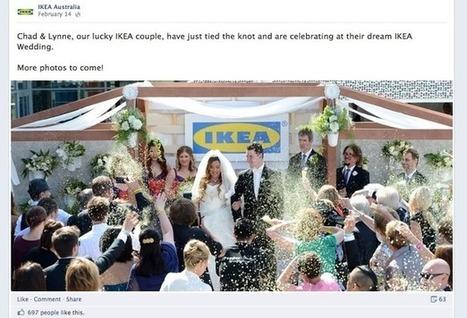 La stratégie d'Ikea sur les réseaux sociaux | WebMarketing Contents | Scoop.it