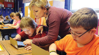 Mini iPads push Clark County schools into future - Central Kentucky News | Facilitated classroom | Scoop.it