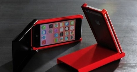 The Trick Cover is the iPhone case I should have bought | MarketingHits | Scoop.it