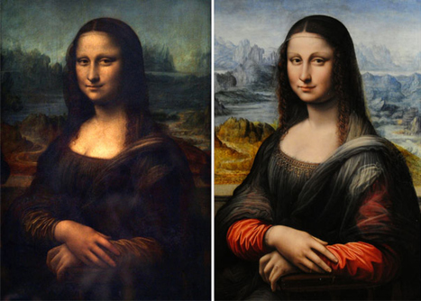 Was Leonardo's Mona Lisa the world's fist 3D artwork? | Italia Mia | Scoop.it