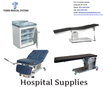 Why health centers rely upon hospital suppliers for their business growth? | Tower Medical Systems | Scoop.it