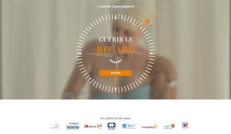 Cancer du sein : lancement du web documentaire « Guérir le regard » | Nouveaux formats | Scoop.it