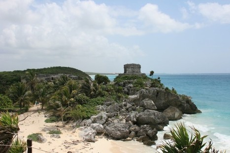 Must-See: the Ancient Maya City of Tulum (Mexico) | Tripping.com - Where Travelers Meet Locals | Scoop.it