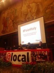 Foia4Italy: why Italy needs a new law for access to information - FestivalGlocal   Cittadini reattivi: news su ambiente, salute, legalità e cittadinanza attiva   Scoop.it