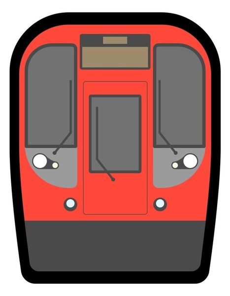 Tube Scroll - Scroll Animated Metro Maps | Mr Tony's ICT Stuff | Scoop.it