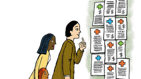 A Guide to the New Health Insurance Exchanges - New York Times | Holistic Health | Scoop.it
