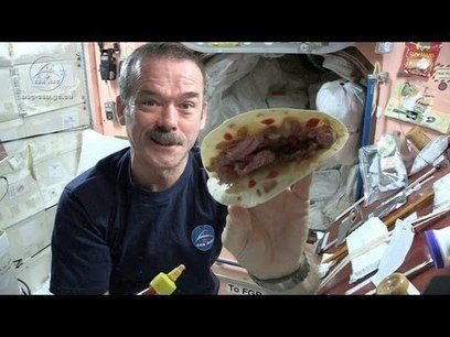 Pizza printouts? NASA funds project to make space meals with 3-D printer | Planets, Stars, rockets and Space | Scoop.it