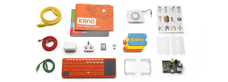 Kano is a $99 DIY, Raspberry Pi-powered PC building kit with LEGO-style step-by-step instructions   Raspberry Pi   Scoop.it