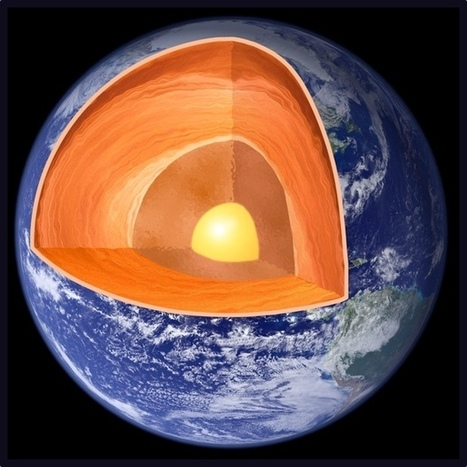 Missing Xenon Gas Found in Earth's Core | Geology | Scoop.it