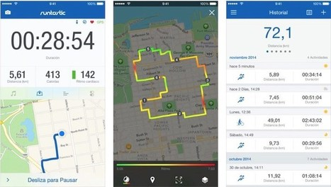 Runtastic Pro, gratis por tiempo limitado | #GoogleMaps | Scoop.it