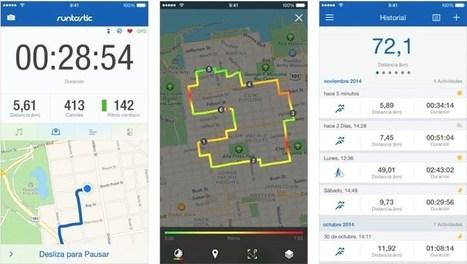 Runtastic Pro, gratis por tiempo limitado   #GoogleMaps   Scoop.it
