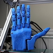 The Open Hand Project: A Low Cost Robotic Hand | Peer2Politics | Scoop.it