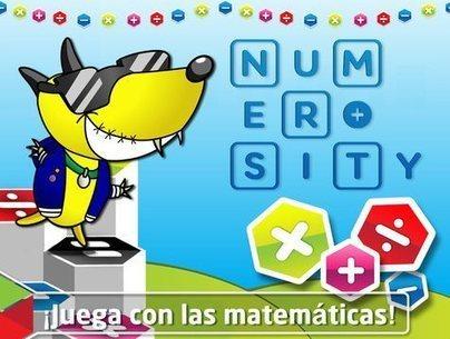 Numerosity, aplicación para que los niños se diviertan con las matemáticas [iOS] - vía @wwwhatsnew | Prensa EduKtiva | Scoop.it