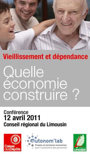 Conférence publique régionale « Vieillissement et dépendance : quelle économie construire ? » | innovation valeur | Scoop.it