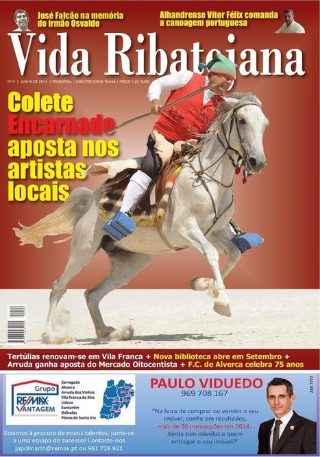 Está aí mais uma edição do Vida Ribatejana.....   Xira News   Scoop.it