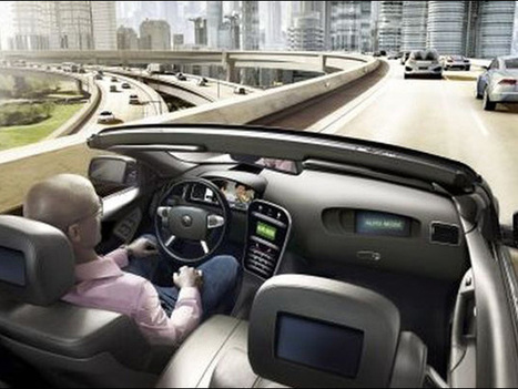 "Des voitures ""Continental""totalement automatisées en 2025 