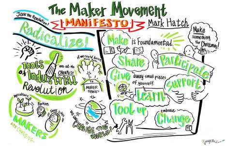 De la ética hacker al movimiento maker | Maker World | Scoop.it