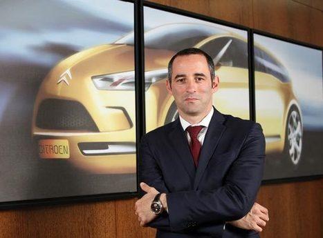 Automóveis Citroën SA com novo Director Geral   Mundo automóvel   Scoop.it