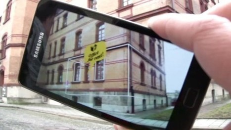 Taking next-gen augmented reality for an ARM-powered walk ... | Augment My Reality | Scoop.it