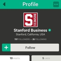 28 Colleges Using Vine to Engage with Students and Alumni - EdTech Magazine: Focus on Higher Education | AAEEBL -- ePortfolio Meets Mobile | Scoop.it