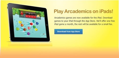 Arcademic Skill Builders: Online Educational Games | UDL & ICT in education | Scoop.it