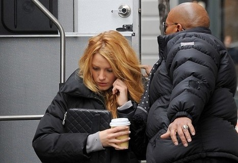 Blake Lively, stalker sul set di Gossip girl - Style.it | GOSSIP, NEWS & SPORT! | Scoop.it