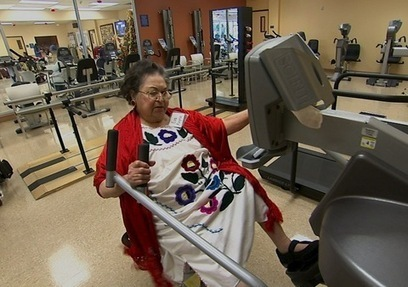7 tips for successful aging | The Rundown | PBS... | Fall prevention in older adults | Scoop.it