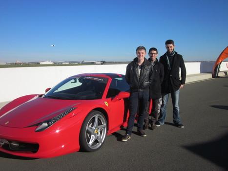 Notre stage de pilotage chez Motorsport | Référencement et Webmarketing | Scoop.it