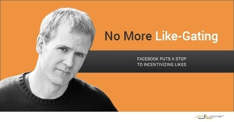 No More Facebook Like-Gating: What It Means and Why You Should Care | MarketingHits | Scoop.it