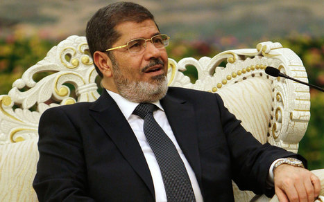 Egypt's Morsi charged with inciting murder of protesters | Al Jazeera America | Egypt | Scoop.it