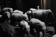 Les éléphants sculptés de Pairi Daiza massacrés par la bêtise | Belgitude | Scoop.it