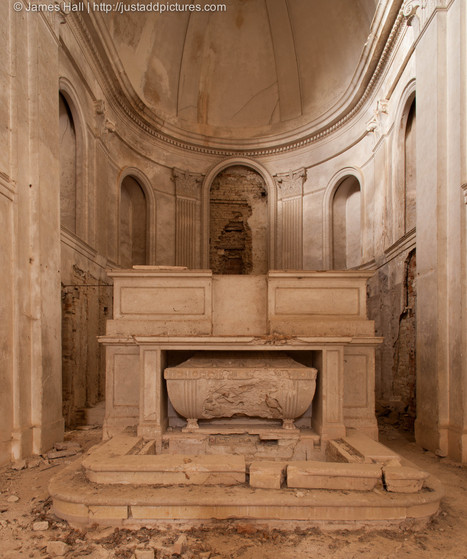 Le Marche off the beaten path | A place once sacred, now haunting | Le Marche another Italy | Scoop.it