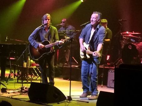 A Bruce Springsteen birthday surprise at the Basie - Asbury Park Press | Bruce Springsteen | Scoop.it
