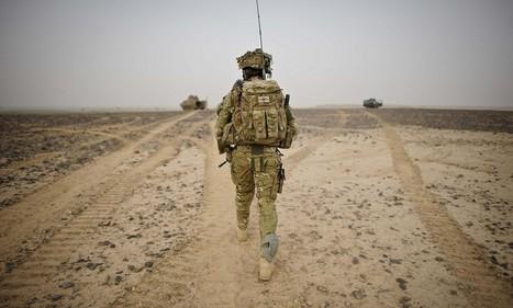 British soldiers describe how Afghan colleagues regularly take drugs   Global Drug War   Scoop.it