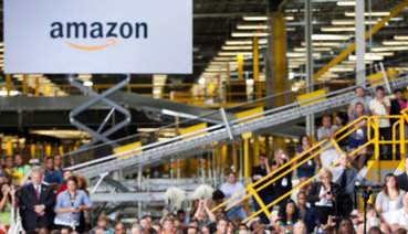 Amazon to Hire 70,000 Seasonal Workers | Human Resources | Scoop.it