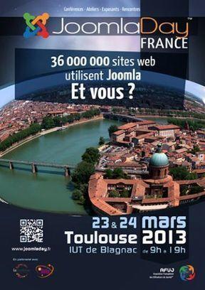 Tous à Toulouse | joomladay | Scoop.it
