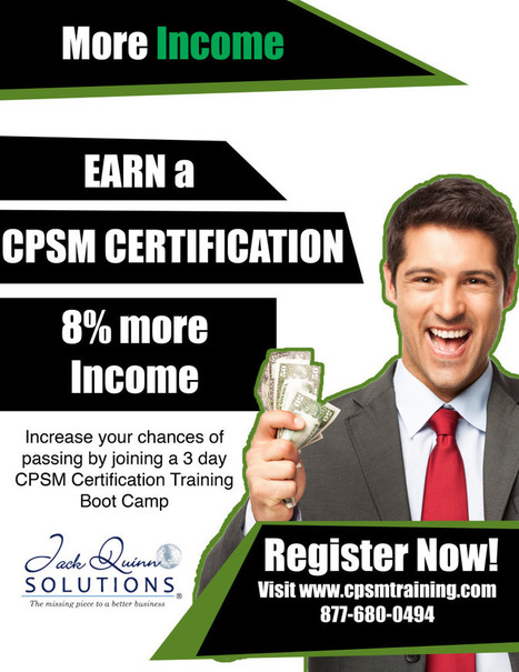 Supply Chain Professionals: Advancing in the Corporate World | cpsm certification | CPSM Study Cheats | Scoop.it